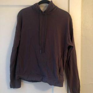 Lululemon pullover with hood